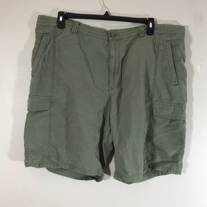 Tommy Bahama men's green relax casual shorts 42